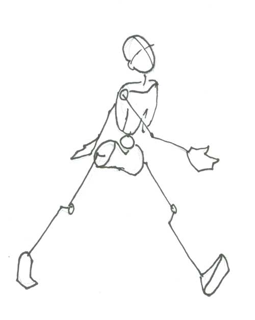 StickmanWalking