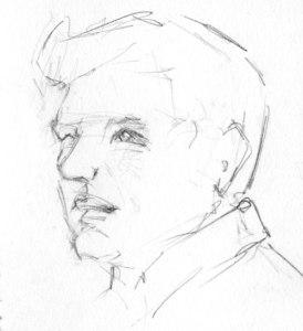 President of PAWS, Ed Stewart